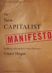 Thumbnail image for Could Creativity Reinvent the Capitalism? Umair Haque, Alex Bogusky and Michael Porter say YES!